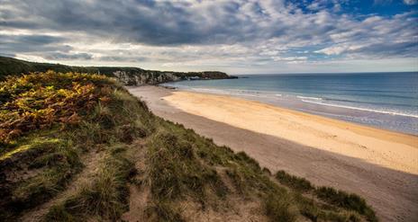 Whitepark Bay, North Antrim Coast