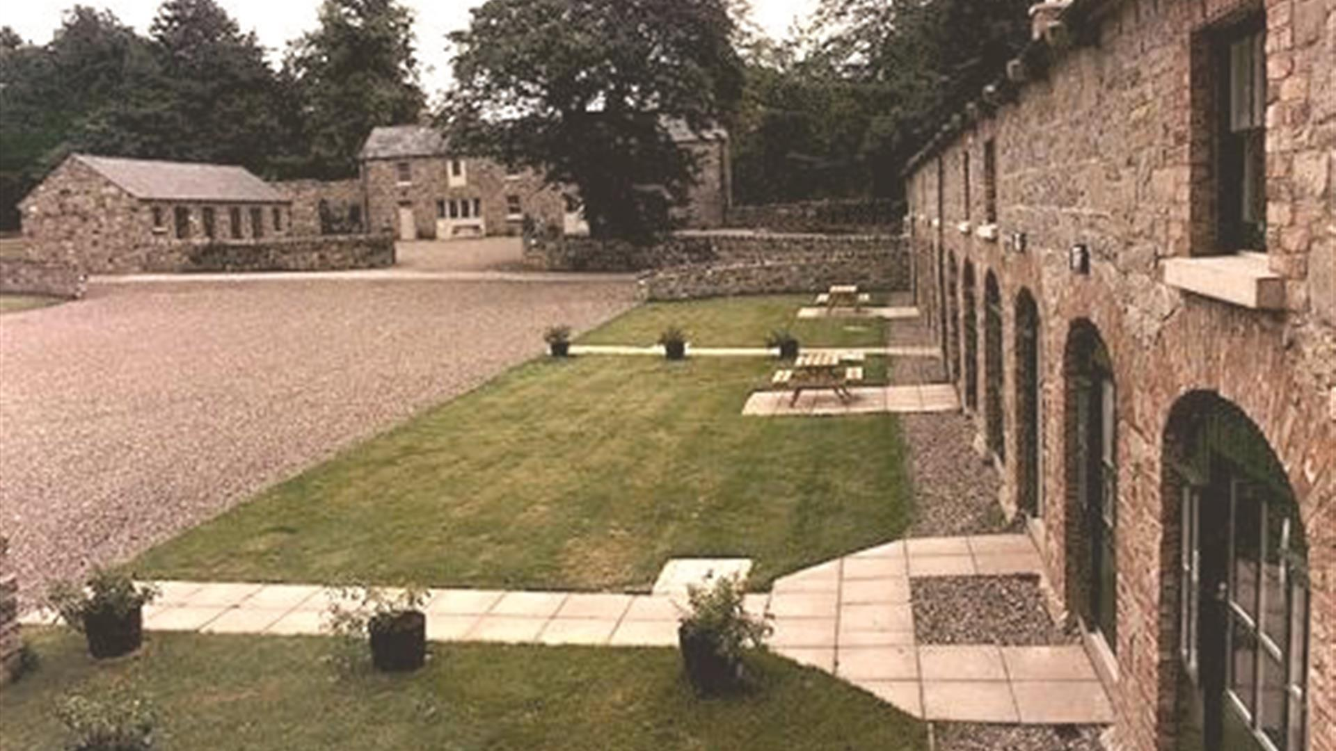 Belle Isle Estate - The Courtyard Cottages - Rowan