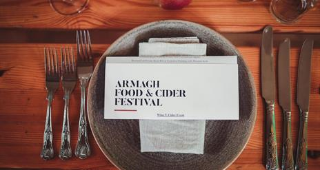 Armagh Food and Cider Weekend