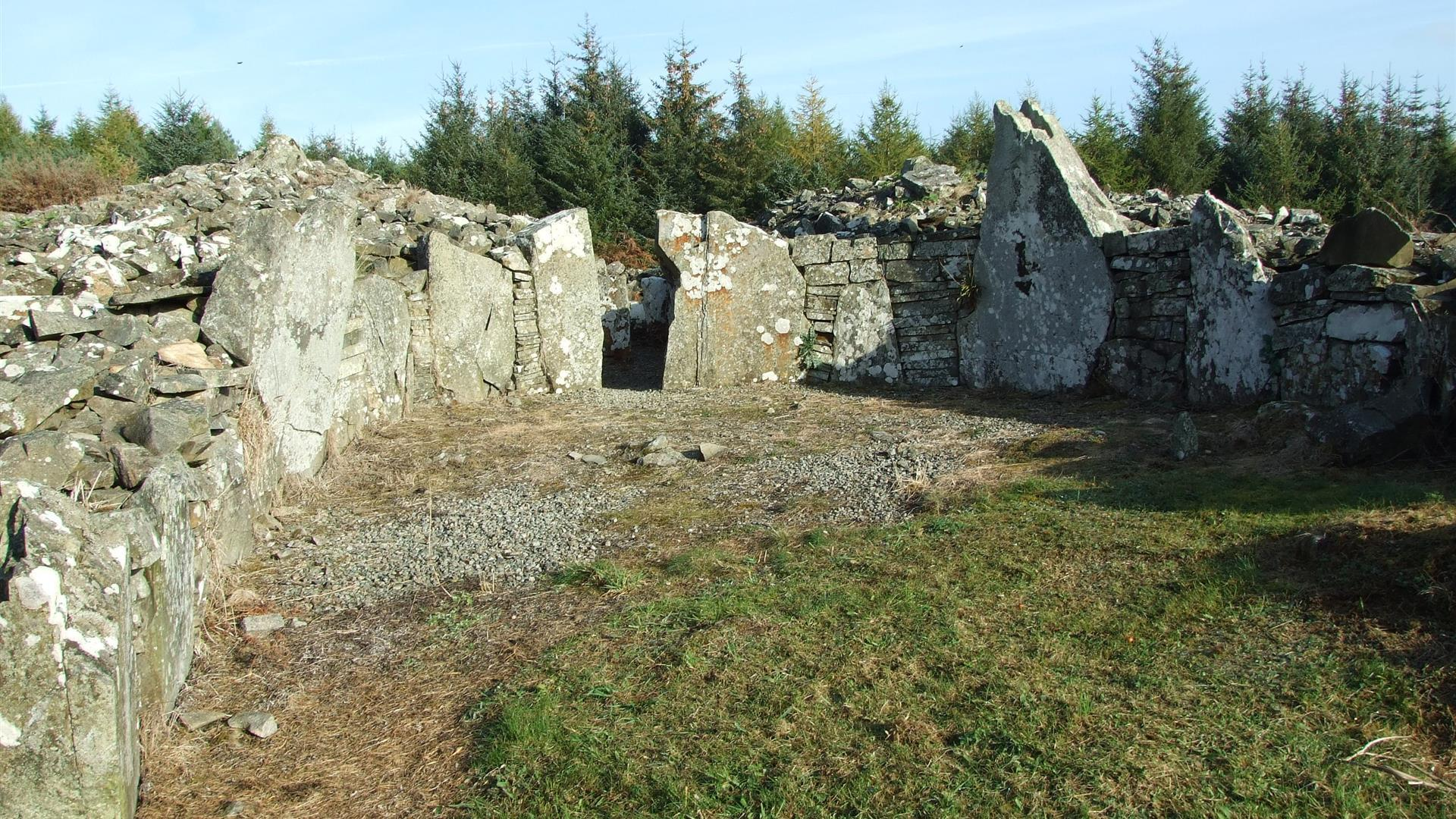 Annaghmare Court Tomb