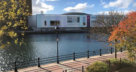 Lagan View - The Perfect Location To See The City