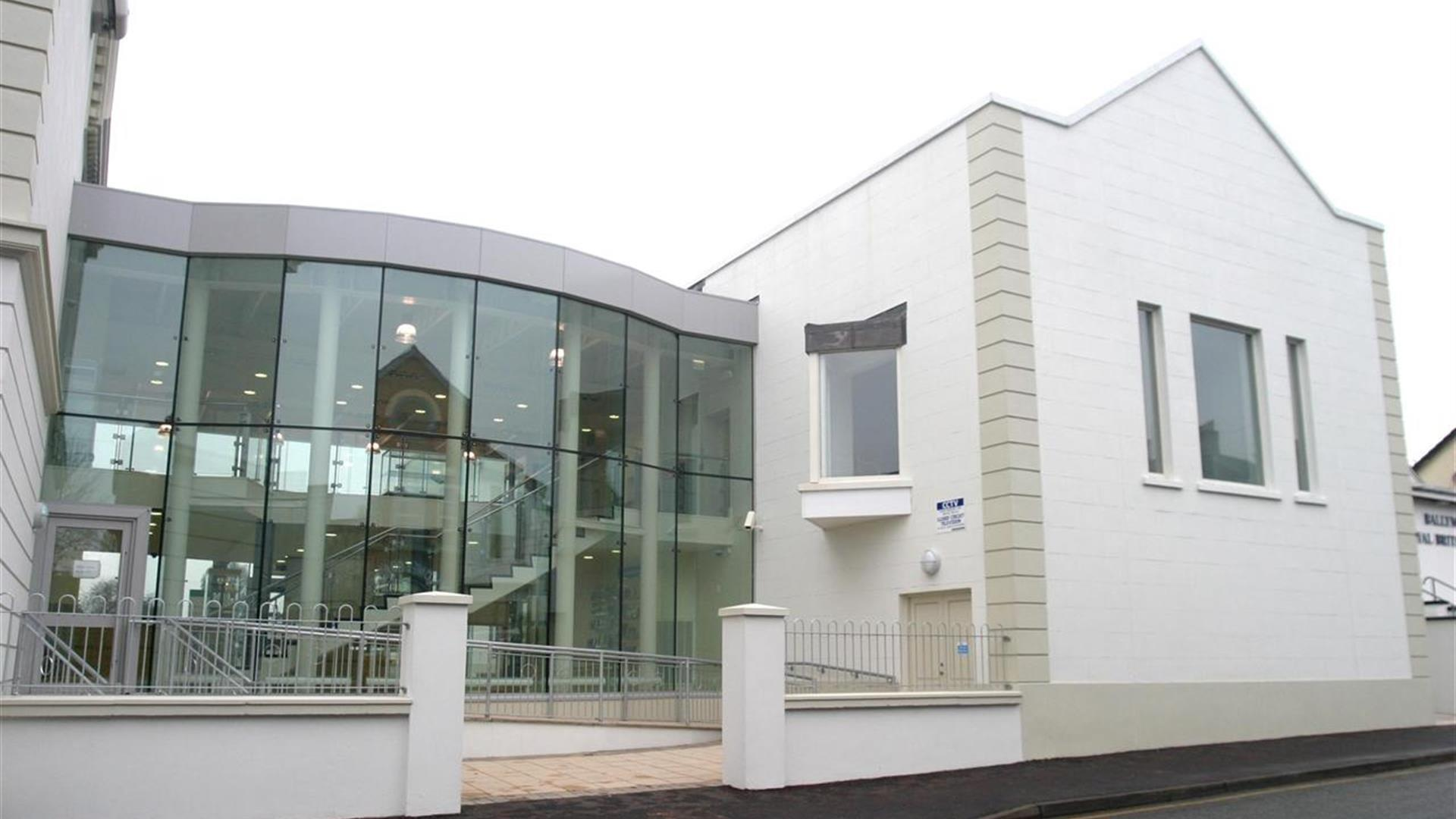 Ballymoney Town Hall Arts, Museum and Visitor Information
