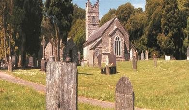 Creggan Parish Church, Graveyard and Visitors Centre