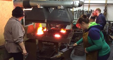 Swifts Forge