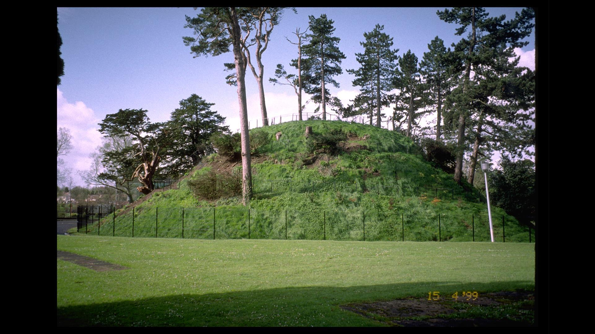 Holywood Motte