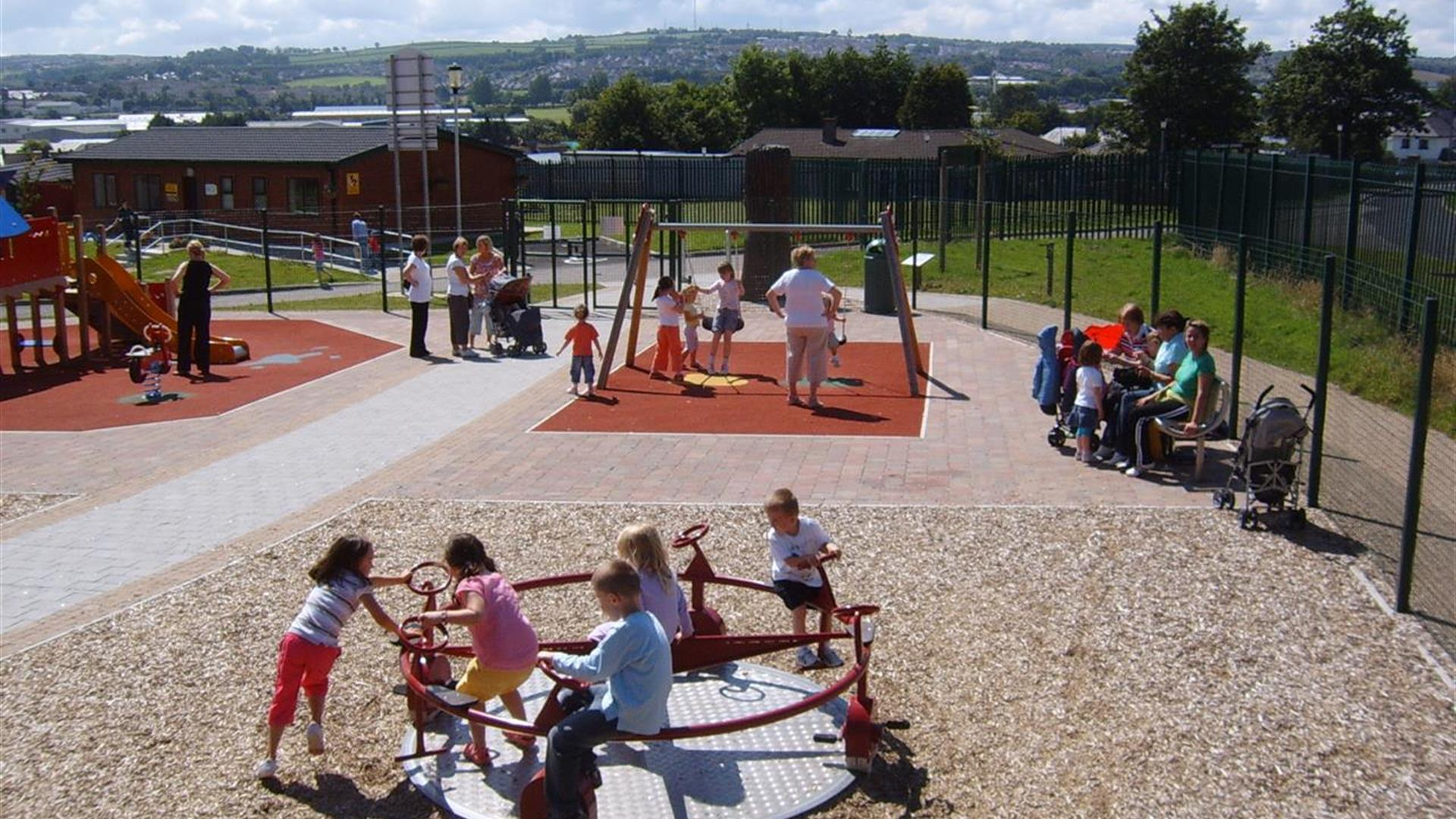 The Playtrail