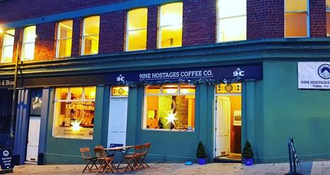 9ine Hostages Coffee Co