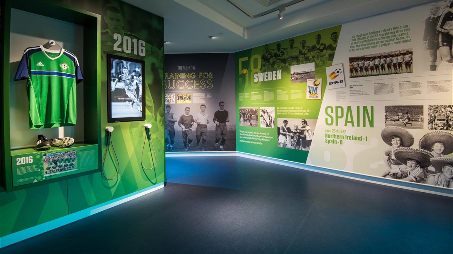 Irish Football Association Heritage Centre & Tours