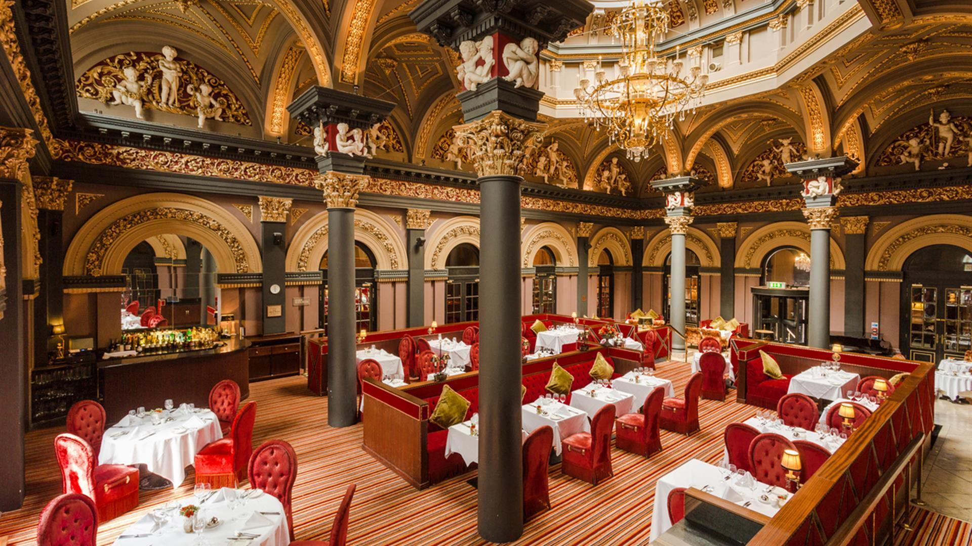 The Great Room Restaurant at The Merchant Hotel