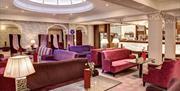 View of inside the Slieve Donard Resort & Spa, Newcastle