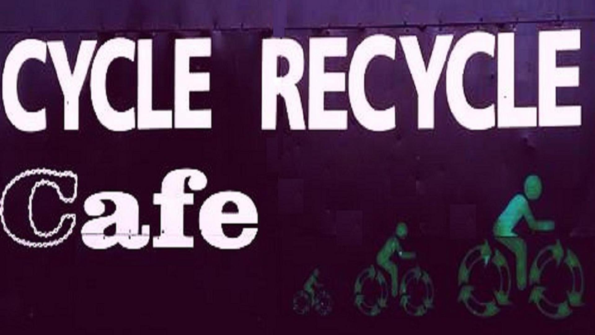 Cycle Recycle Café Newry