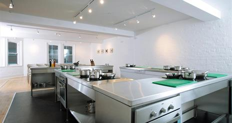 James Street South Cookery School