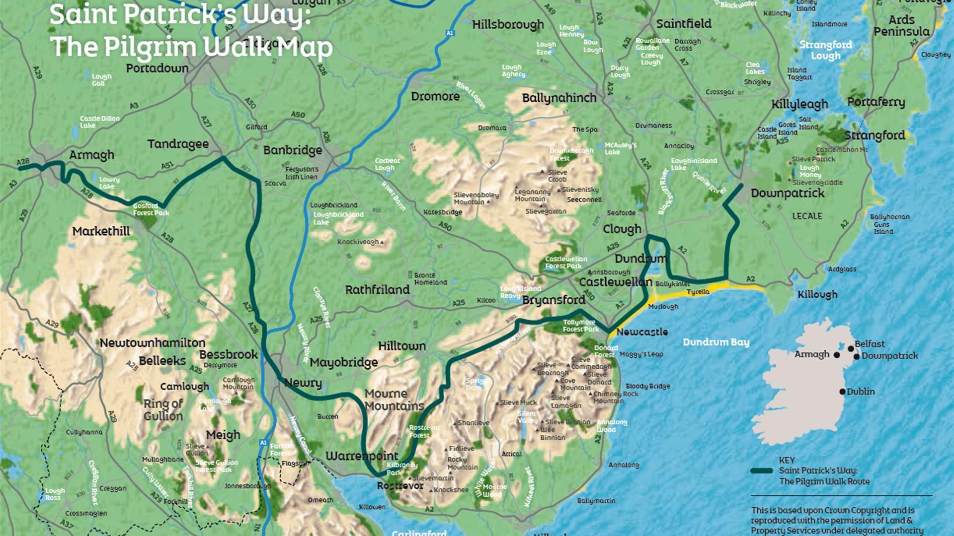 Saint Patrick's Way: The Pilgrim's Walk