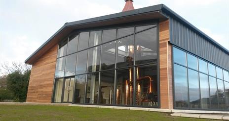 The Echlinville Distillery