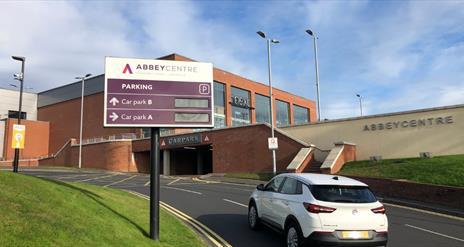 Abbey Centre Next