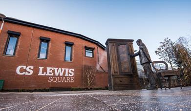 C.S. Lewis Square