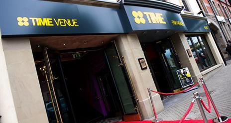 Time Bar and Venue