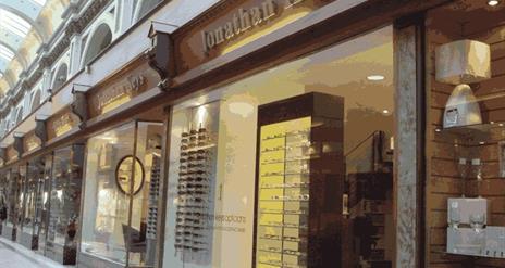 Jonathan Keys Opticians