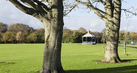 Larne Town Parks