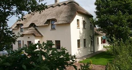 Bushmills Thatched Cottage