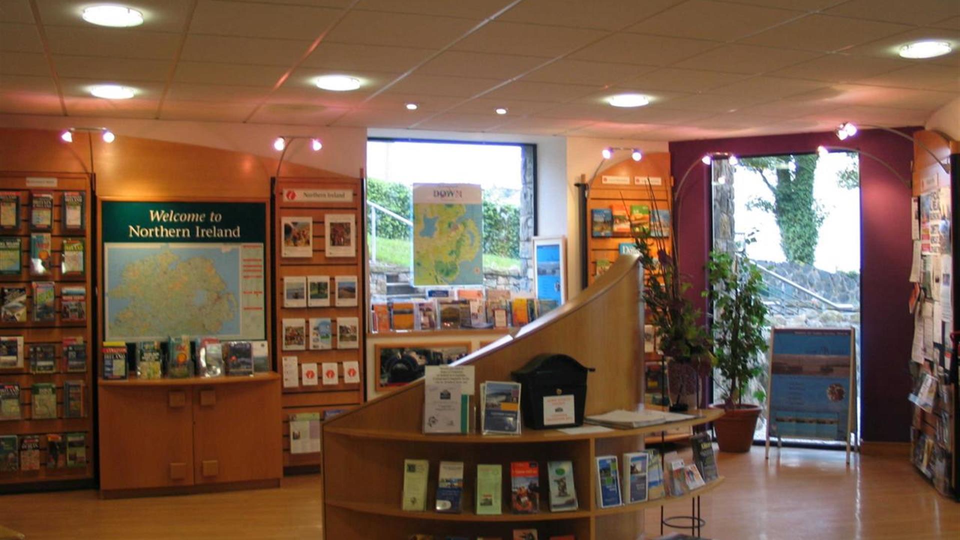 Downpatrick Visitor Information Centre