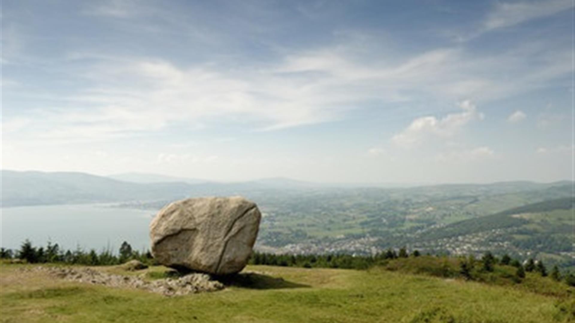 Rostrevor - Cloughmore Stone