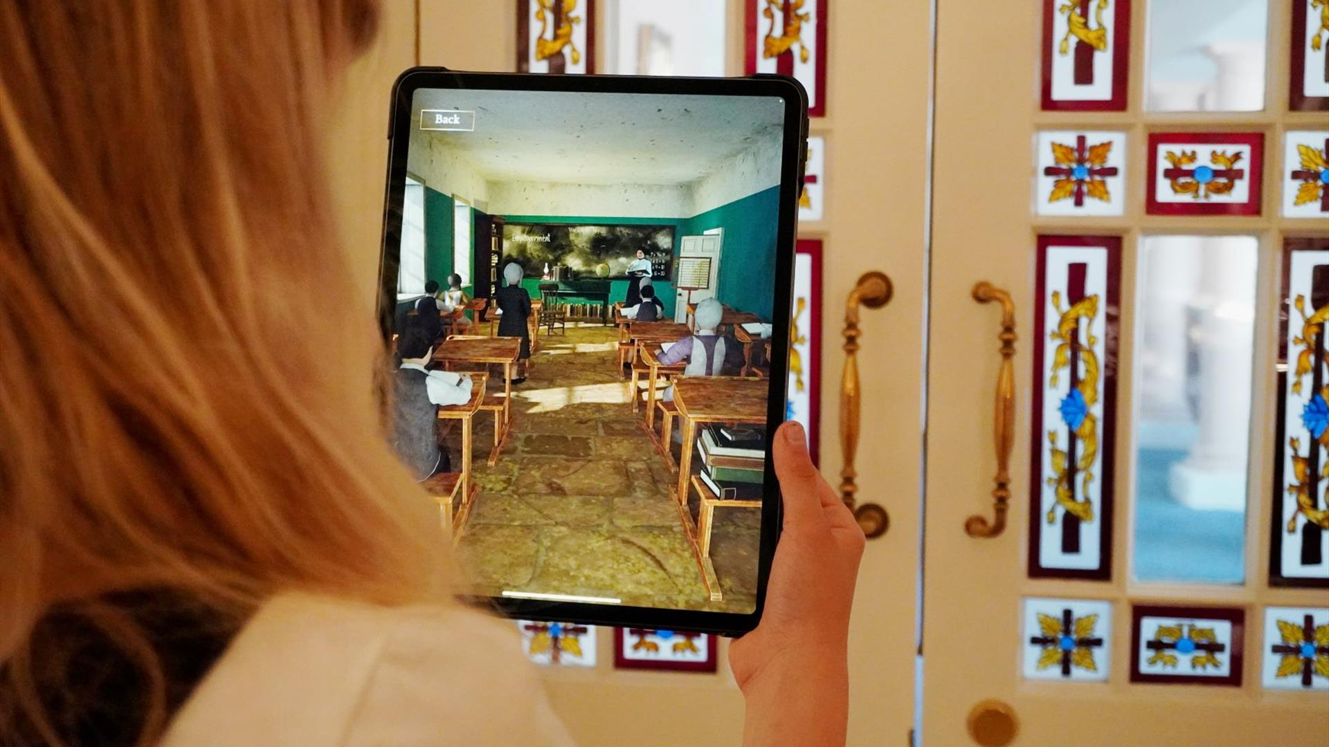 New World Class Immersive Tours at Clifton House Belfast