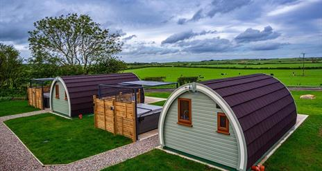Causeway Country Pods