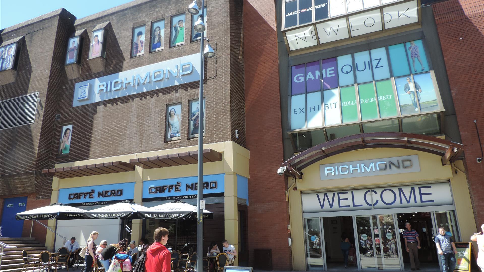 Richmond Shopping Centre