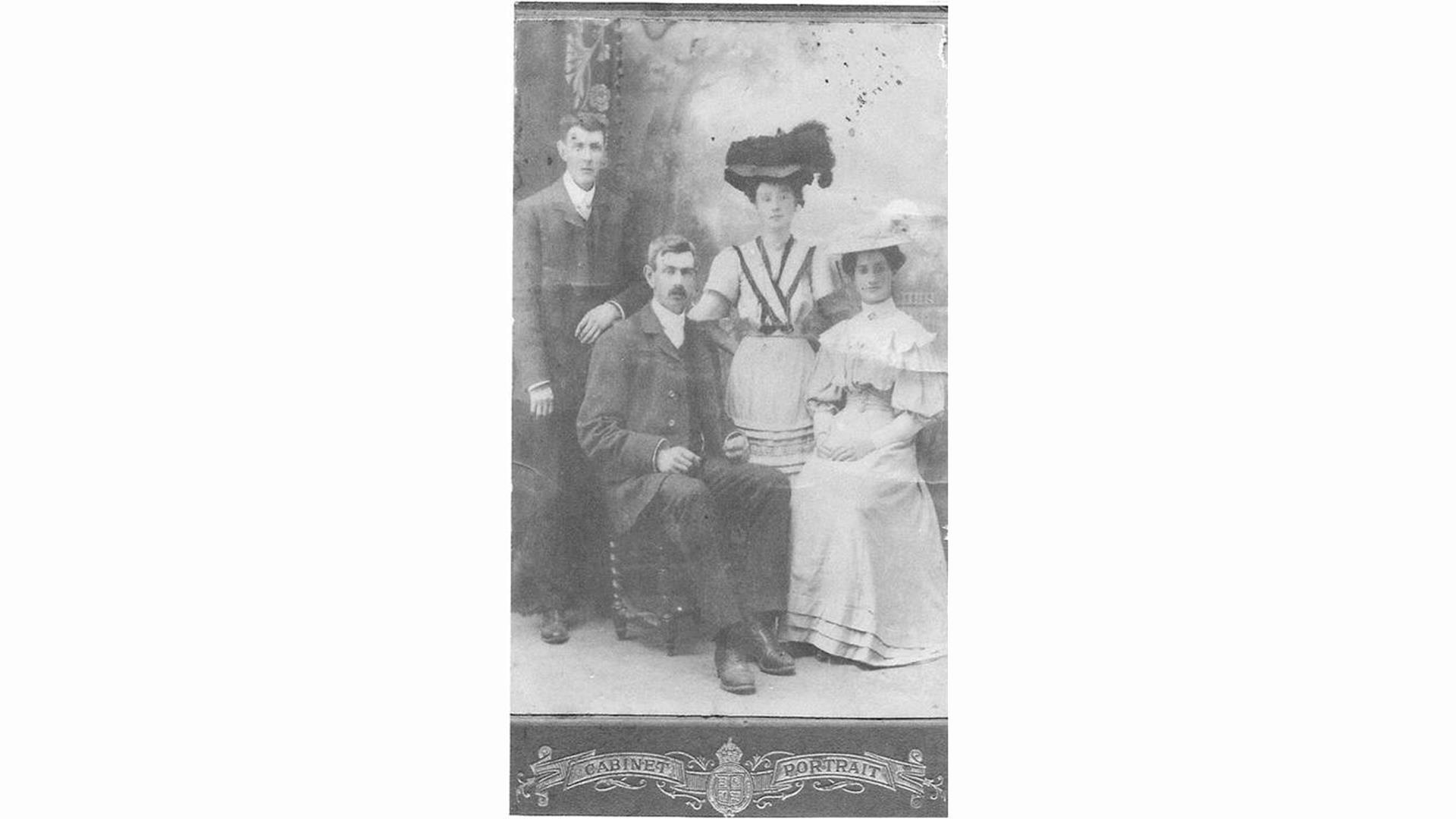 Iveagh Ancestry