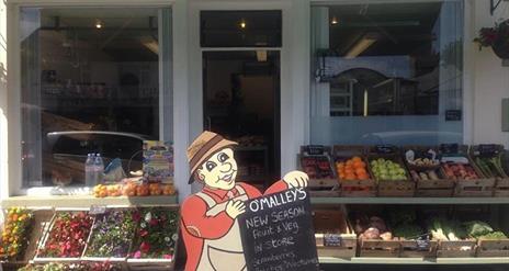 O'Malley's Farm Shop