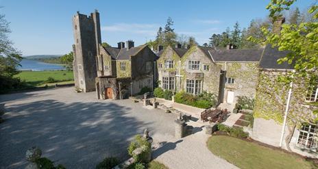 Belle Isle Estate - Abercorn Wing