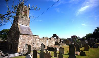 Holywood Priory Church