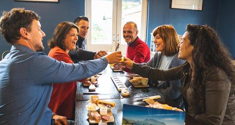 Toast the Coast Food Tours
