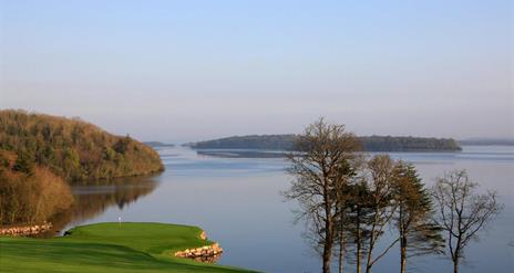 Lough Erne Resort - The Faldo Course
