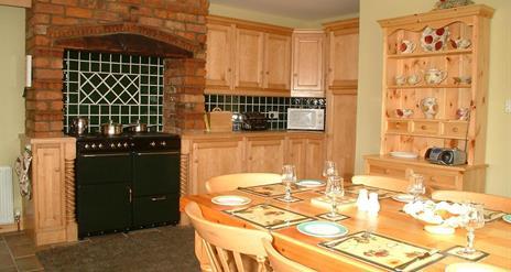 Barnwell Farm Cottages- Elm Cottage