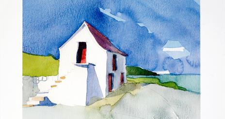 Barbara Allen Watercolours