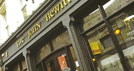 The John Hewitt Bar & Restaurant