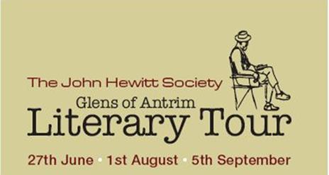 The John Hewitt Society Tour of the Glens