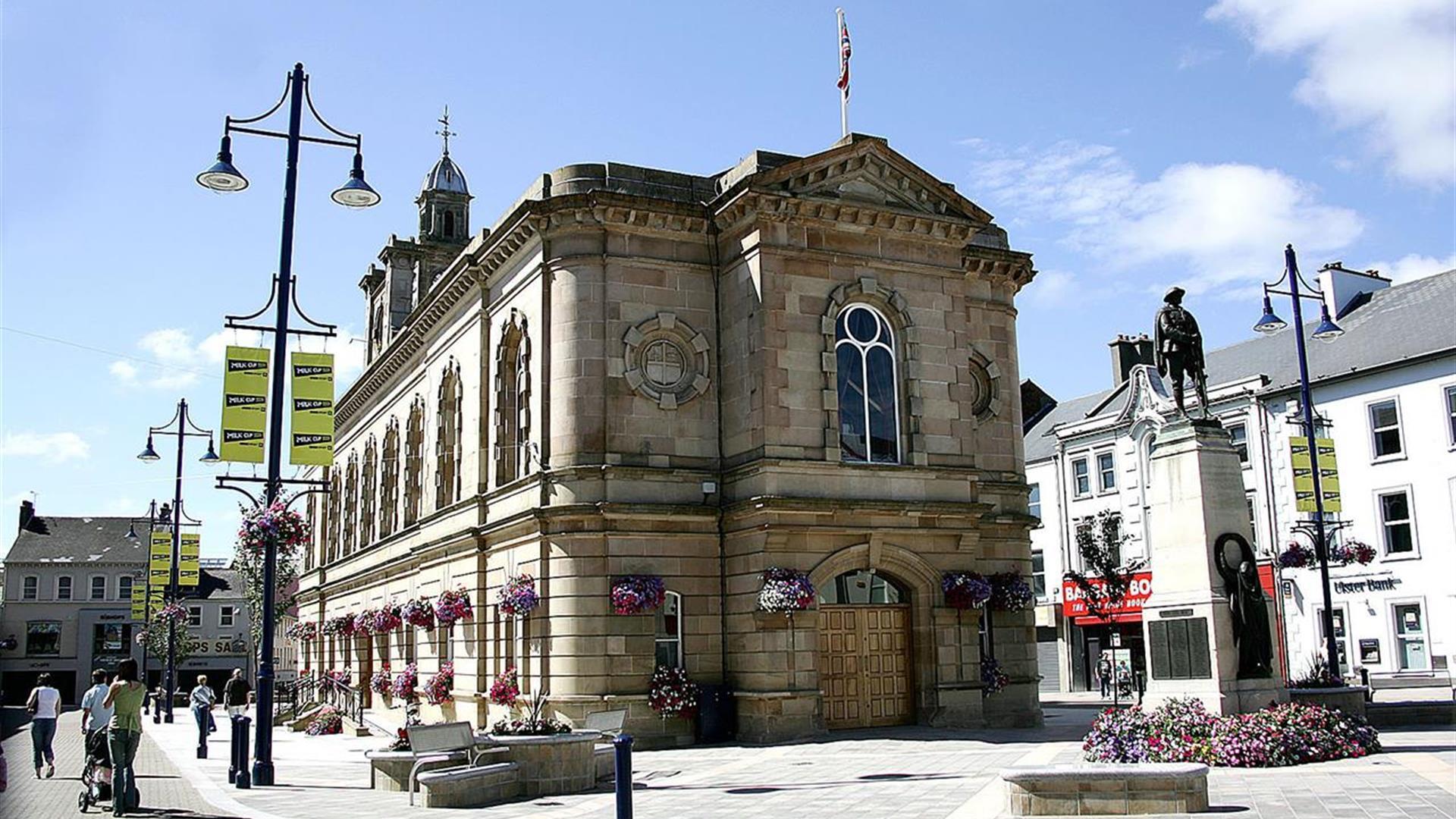 Coleraine Town Hall