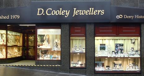D. Cooley Jewellers