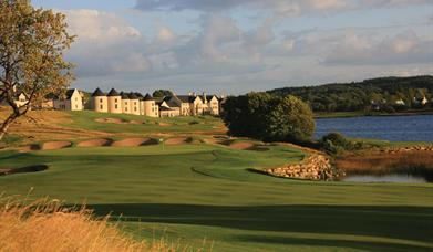 Golf Two Night Stay