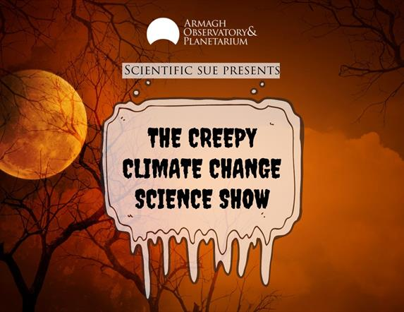 The Creepy Climate Change Science Show