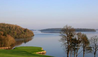 Stay and Golf on the Faldo Course