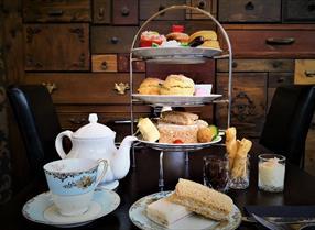 Josephines Tea Room | Visit Nottinghamshire