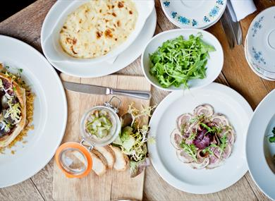 A foodie's guide to Nottinghamshire