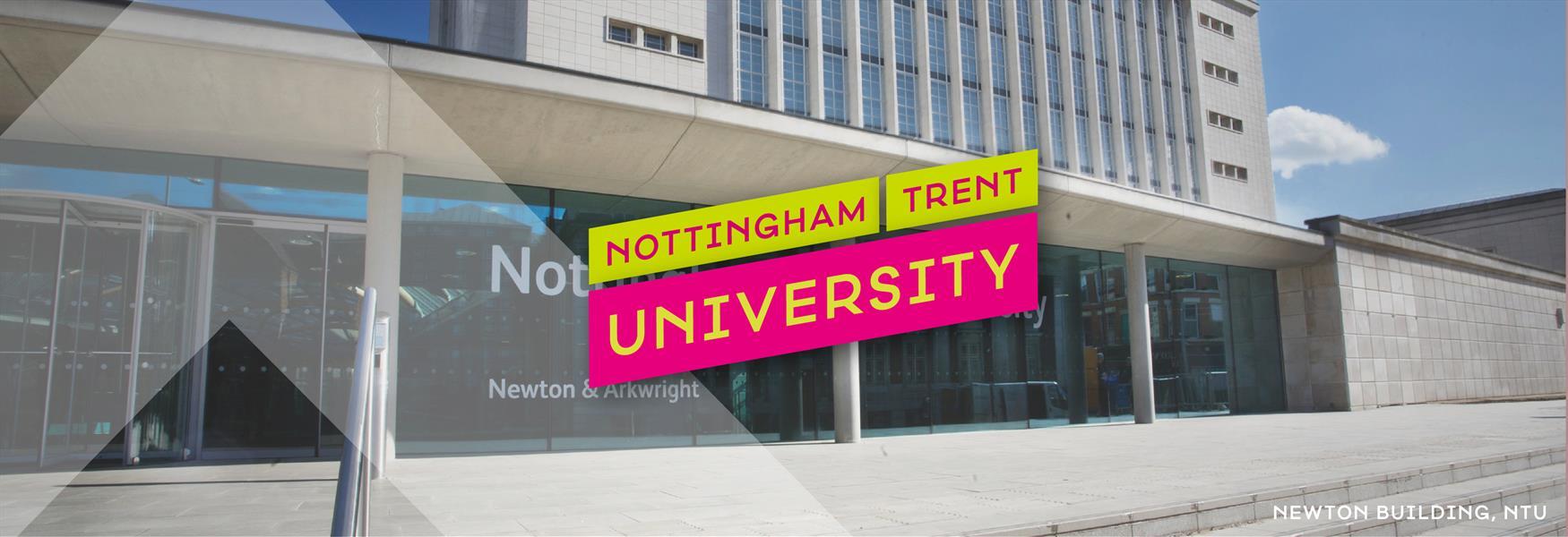 Nottingham Trent University Banner