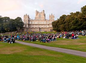 Outdoor Film and Theatre at Wollaton Hall | Visit Nottinghamshire