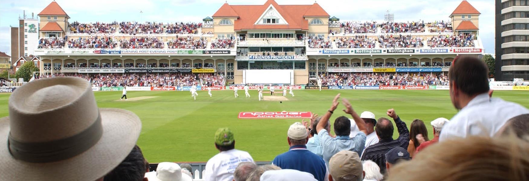 Trent Bridge, Nottinghamshire Country Cricket Club