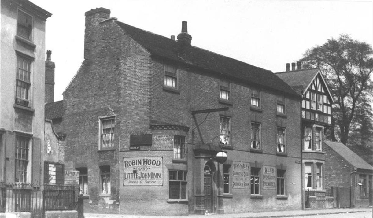 A History of Arnold & The Robin Hood (AND) Little John Pub